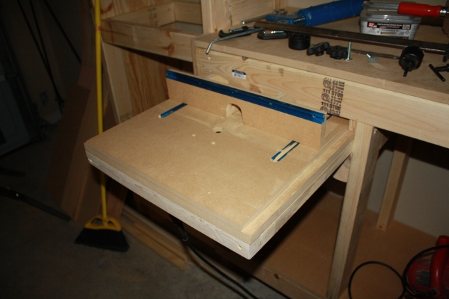 Diy homemade horizontal router table plans pdf download for Best horizontal router table