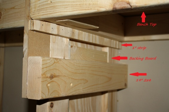 workbench plans drawers